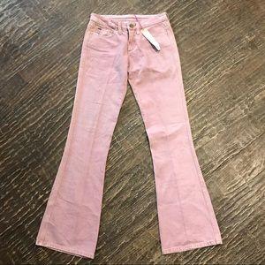 Joe's Jeans 'The Rocker' Skinny Flare Sz 26/27